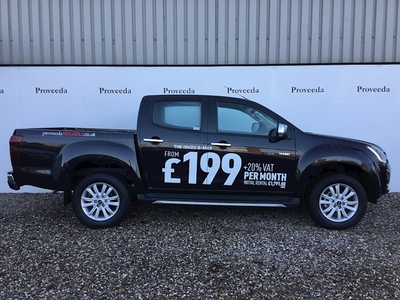 Great Value Yukon Auto - As new - One of our demo trucks..!
