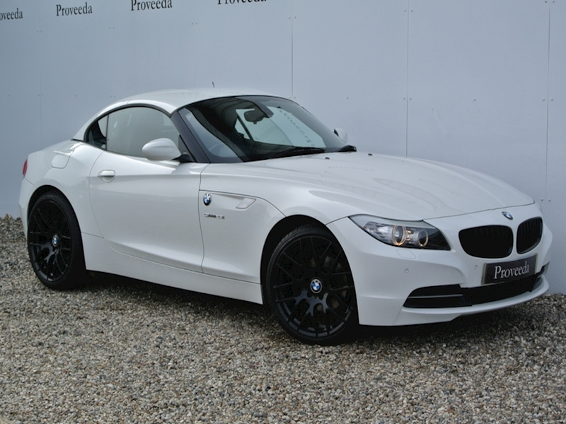 Z Series Z4 Sdrive23i Highline Edition Convertible 2.5 Automatic Petrol