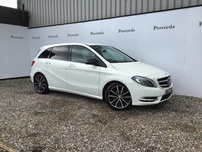 B-Class B180 Cdi Blueefficiency Sport Mpv 1.5 Automatic Diesel