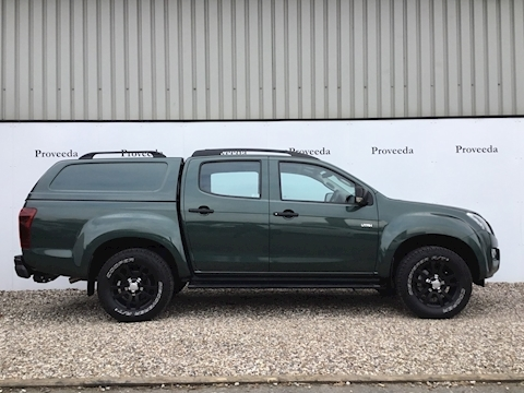 D-Max Utah Huntsman 2.5 twin turbo - Very rare..