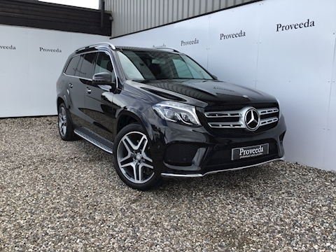 Gls 350 D 4Matic Amg Line 3.0 Auto - High spec 7 seater