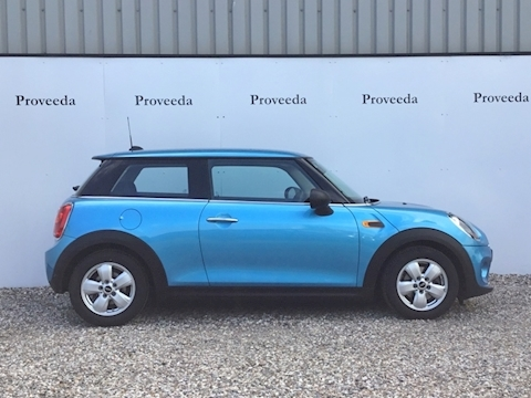 Mini One Hatchback 1.2 Auto - Low miles - Cheap to run..