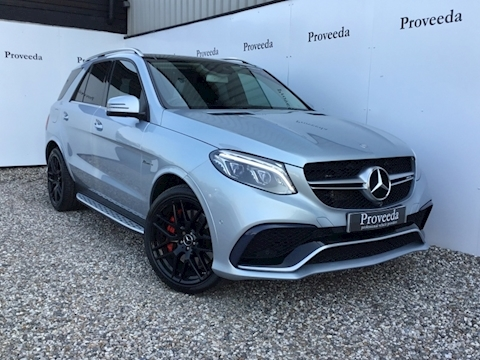 Gle 63 AMG S 4Matic  - Premium Pack + 700 hp map..