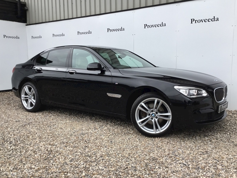 7 Series 740D M Sport Exclusive Saloon 3.0 Automatic Diesel