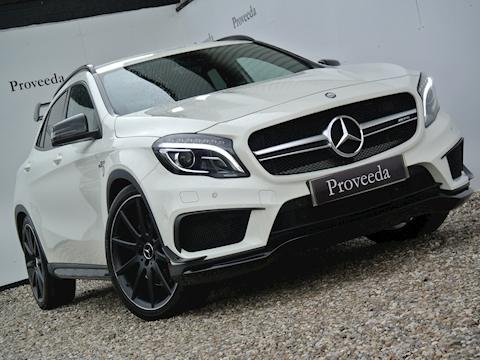Gla45 Amg 4Matic - Quick car!