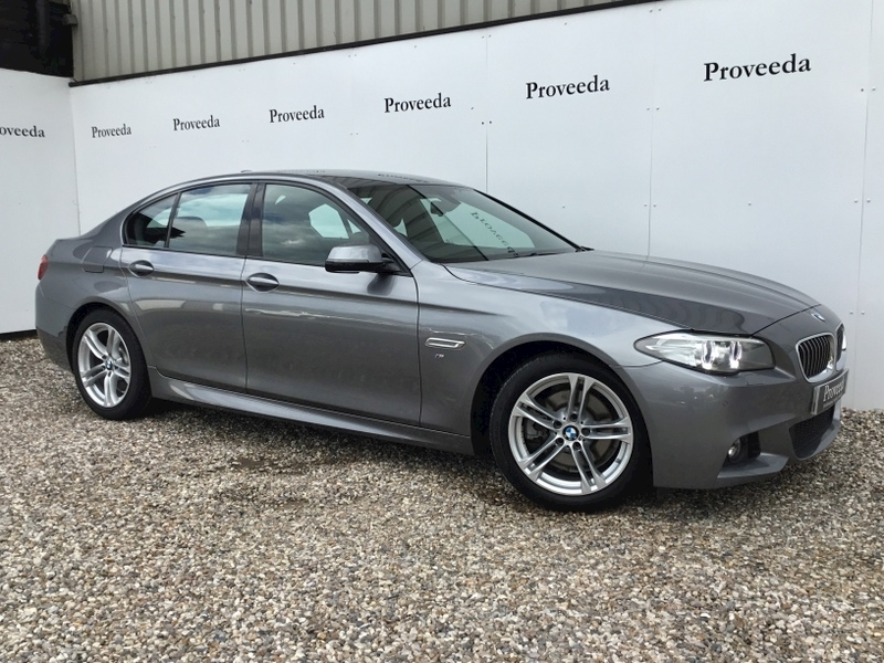 520D M Sport Saloon 2.0 Auto Diesel - Great Value Luxury car