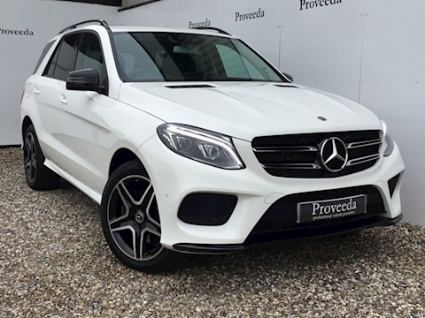 Gle 250 D 4Matic Amg Line - Low Miles and Night Pack