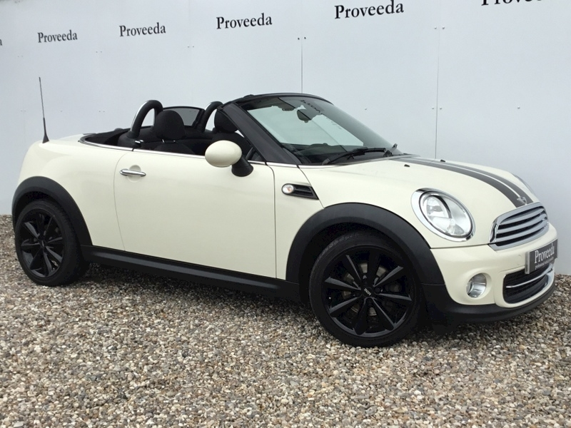 Mini Roadster Cooper Convertible 1.6 - Chili Pack and Low miles..