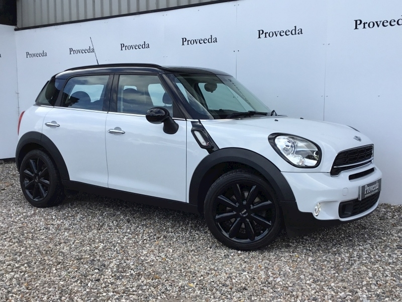 Mini Mini Countryman Cooper Sd
