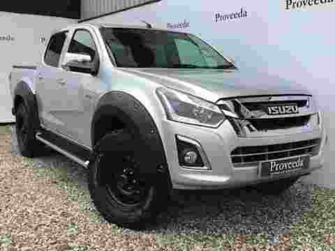 D-Max Yukon Dcb 1.9 4dr Pick Up Automatic Diesel