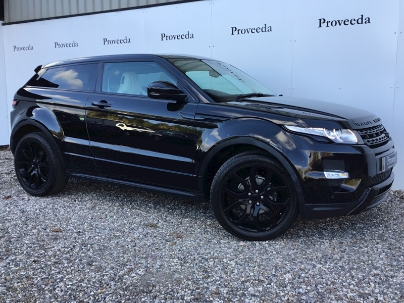 Range Rover Evoque Sd4 Dynamic Lux Coupe 2.2 Automatic Diesel