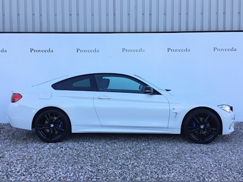 4 Series 420D Xdrive M Sport Coupe 2.0 Manual Diesel