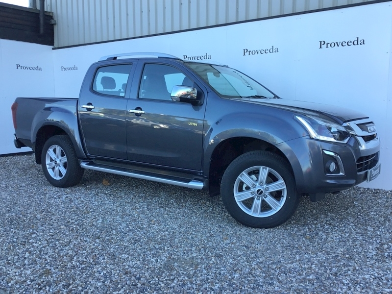 D-Max Utah Dcb 1.9 Pick Up Manual Diesel