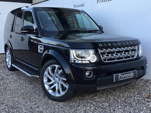 Discovery Sdv6 Hse Estate 3.0 Automatic Diesel - Beautiful example..