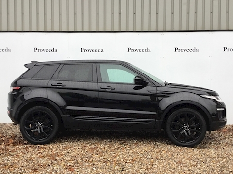 Range Rover Evoque Td4 Se Tech Estate 2.0 Automatic Diesel