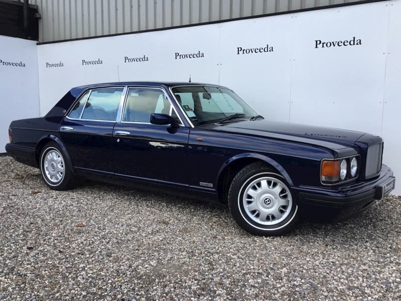 Brooklands Saloon 6.8 Automatic - 1 owner from new! - Stunning…