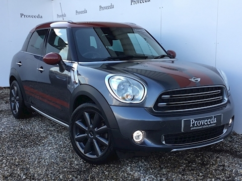 Mini Countryman Cooper D Park Lane Hatchback 1.6 - High Spec - Limited edition