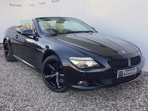 Bmw 635d Sport Convertible - Part ex to clear - Lovely example!