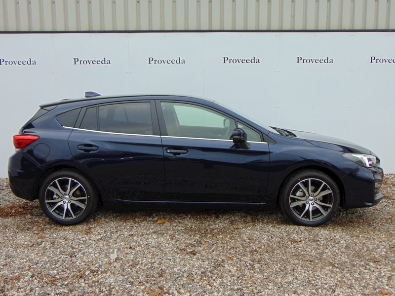 Impreza SE 1.6 5dr Hatchback CVT Petrol - As new - One of our demo cars