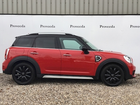 Mini Countryman Cooper S Hatchback 2.0 Automatic Petrol - Great fun..