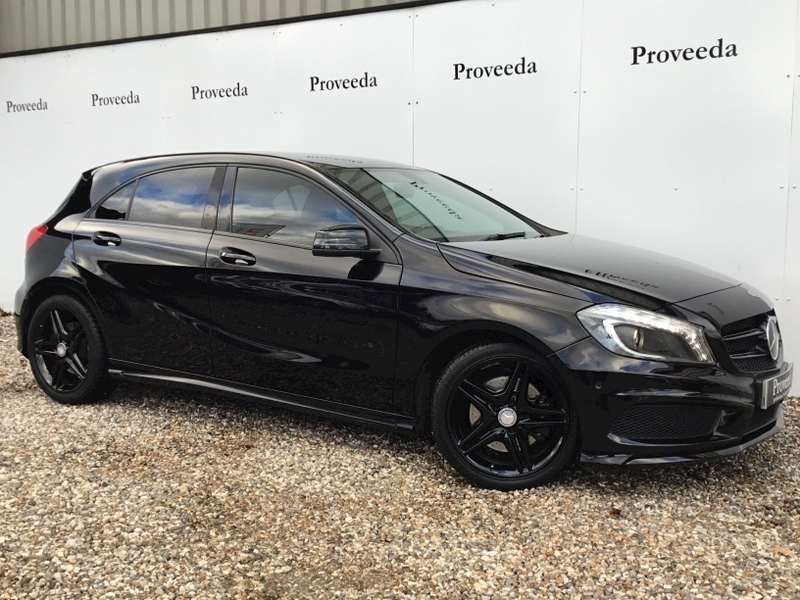 A220 Cdi Blueefficiency Amg Sport 2.1 Automatic Diesel - Complete Black Pack..