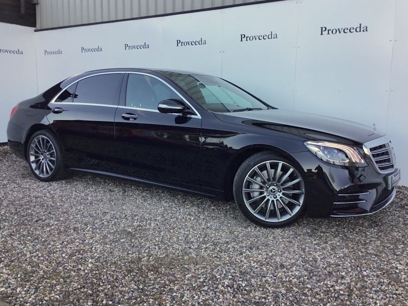 S 350 D L Amg Line Premium Plus 2.9 Automatic - Big spec / Facelift car.