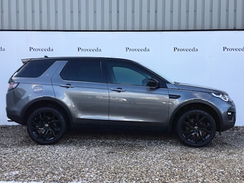 Discovery Sport Sd4 Hse Luxury Estate 2.2 Auto Diesel - Low miles and 1 owner..