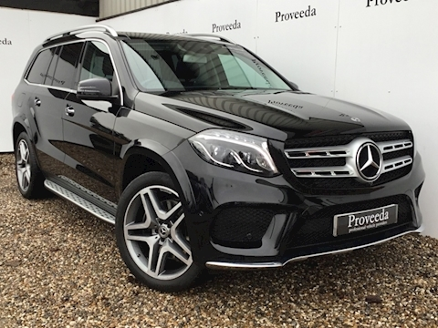 Gls 350 D 4Matic Amg Line 3.0 - 1 Owner - Beautiful..