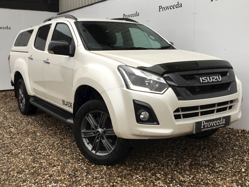 D-Max Blade Dcb 1.9 4dr Pick-Up Manual Diesel