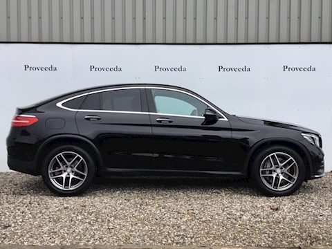 Glc 220 D 4Matic Amg Line Premium Coupe Auto - 1 Owner - Merc warranty to 2020