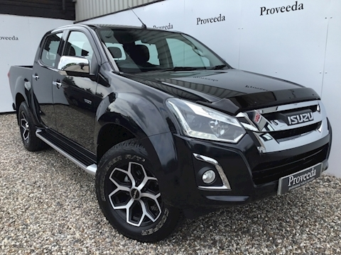 D-Max Yukon Dcb Nav Plus 1.9 4dr Double Cab Pickup Automatic Diesel