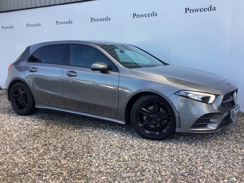 Mercedes-Benz A-Class A 200 Amg Line Executive