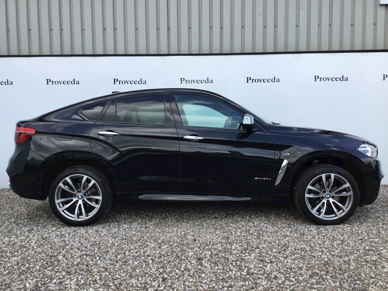 X6 Xdrive30d M Sport Coupe Automatic Diesel - Head up - Hi-Fi