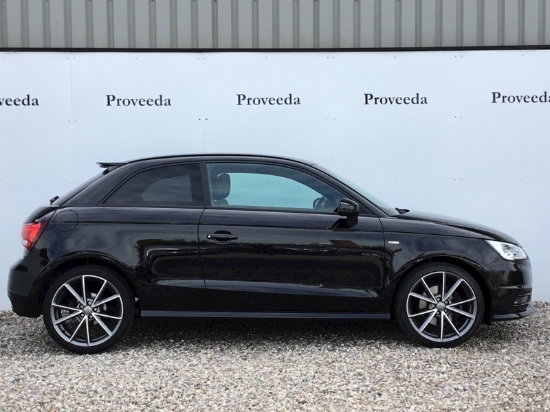 A1 Tfsi S Line Black Edition Hatchback 1.4 Manual Petrol - 1 owner