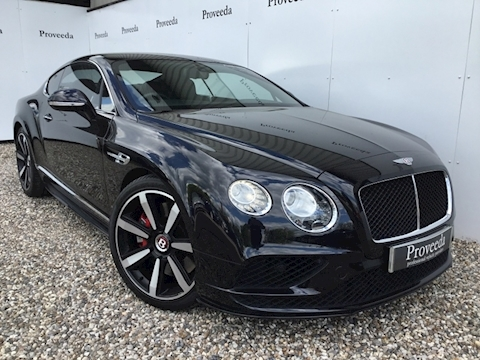 Continental Gt V8 S Mds Coupe 4.0 - 1 Owner