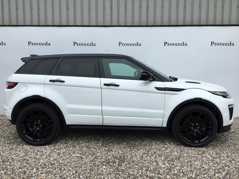 Range Rover Evoque Si4 Hse Dynamic Lux 2.0 5dr Estate Automatic Petrol