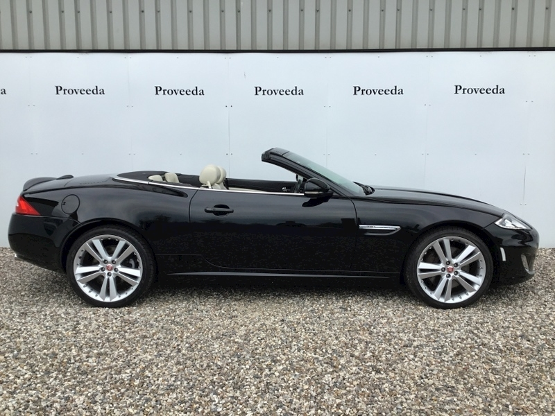 Xk Signature Convertible 5.0 Automatic Petrol - 2 owners - Low miles