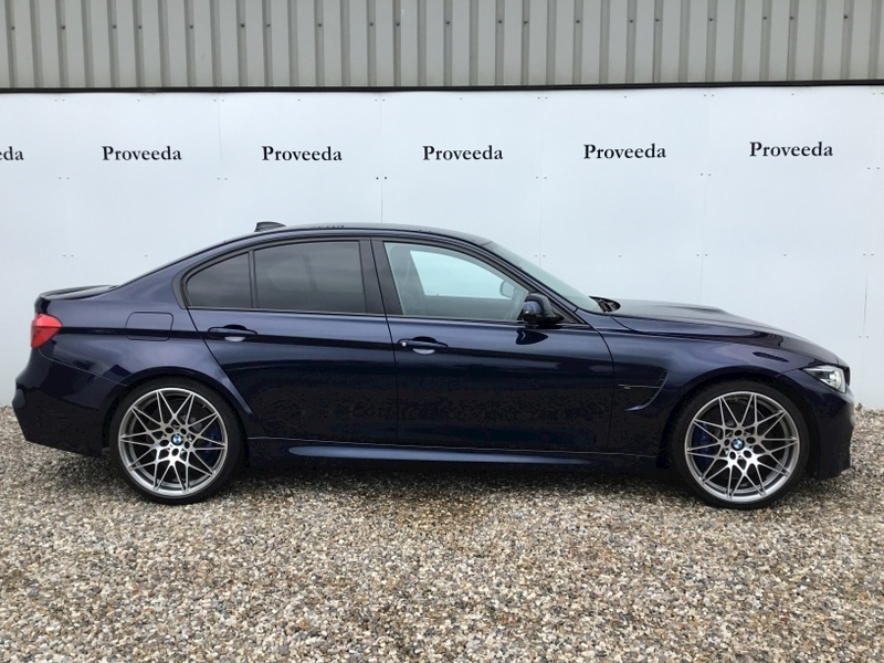 Bmw 3 Series M3 Competition Package