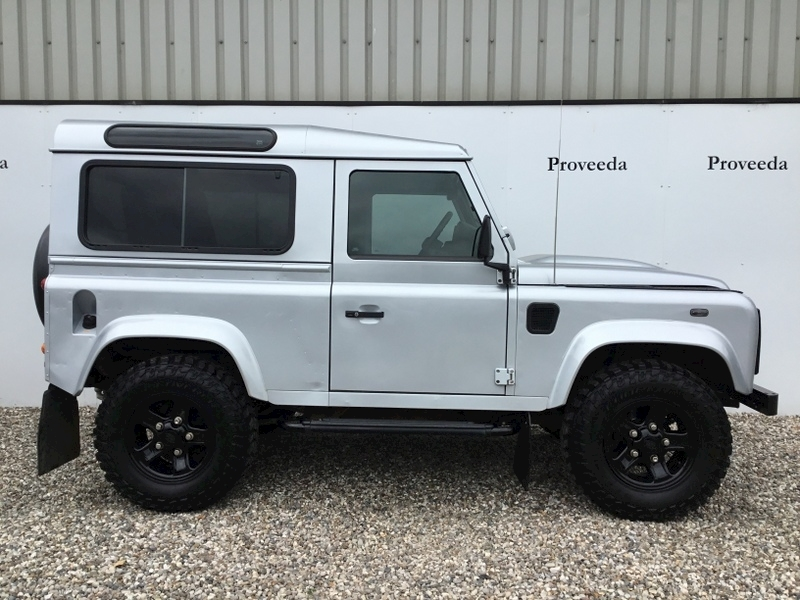 Land Rover Defender 90 Td County Station Wagon