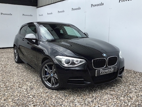 1 Series M Performance Hatchback 3.0 Automatic Petrol