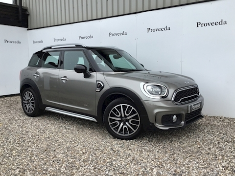 Mini Countryman Cooper Sd All4 Hatchback 2.0 Automatic Diesel