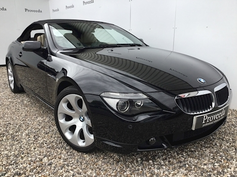 630I Convertible 3.0 Automatic Petrol - Immaculate car..