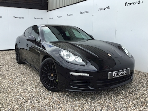 Panamera S E-Hybrid 3.0 5dr Hatchback Automatic Petrol/Electric - What a beauty….