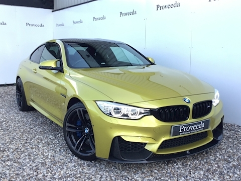 M4 Coupe 3.0 Coupe DCT - Immaculate car with every option!