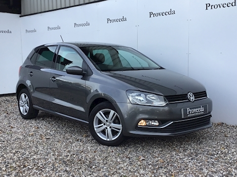 Polo Match Hatchback 1.0 Manual Petrol