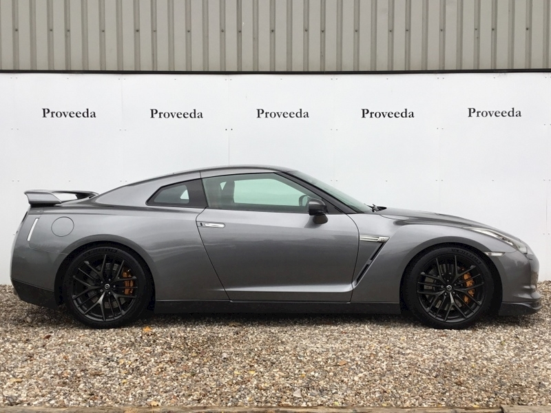 Gt-R Black Edition Coupe 3.8 Semi Auto - Litchfield Stage 1