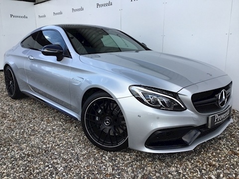 C 63 AMG Premium Coupe 4.0 Automatic - 1 Owner - Night Pack ++