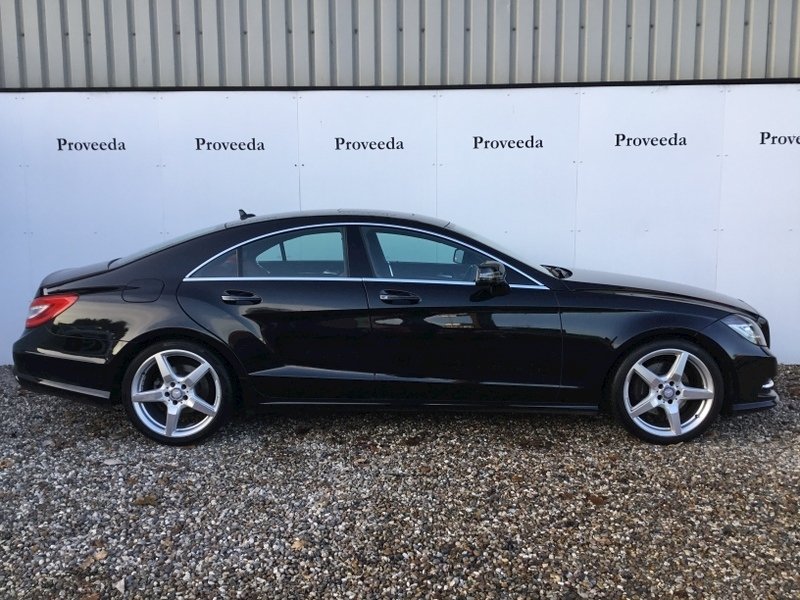 Mercedes-Benz Cls Cls250 Cdi Blueefficiency Amg Sport