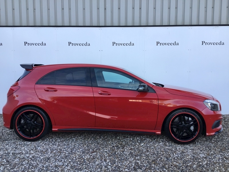 A45 Amg 2.0 - 360 hp - Low miles - Looks Hot!