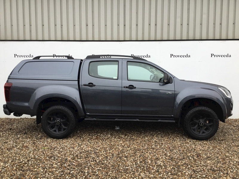 D-Max Huntsman Plus Utah Vision Dcb 1.9 4dr Pick Up Manual Diesel